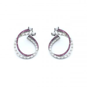 Curve Style Earring